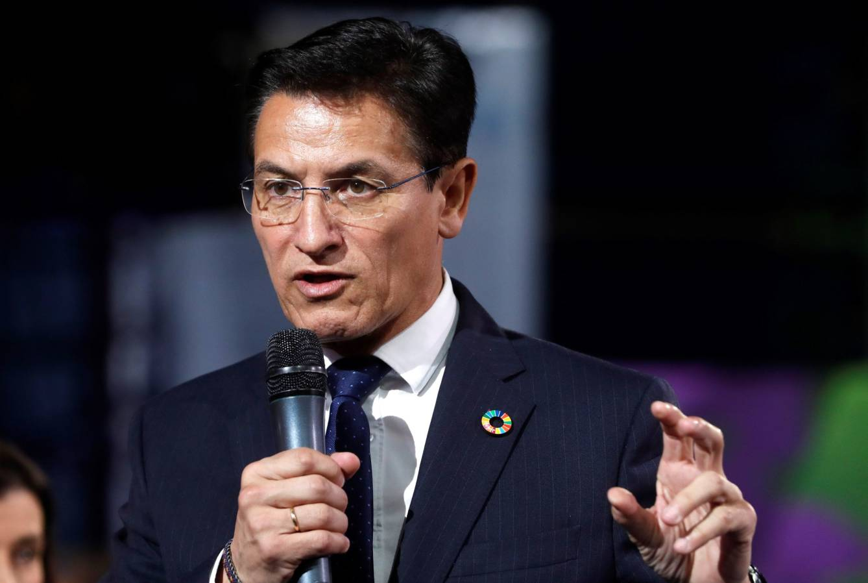 Luis Salvador, alcalde de Granada./ EFE
