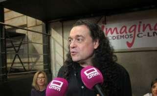 Fernando Barredo, el rival de Ione Belarra en las primarias de Podemos, en una imagen de archivo./ EFE