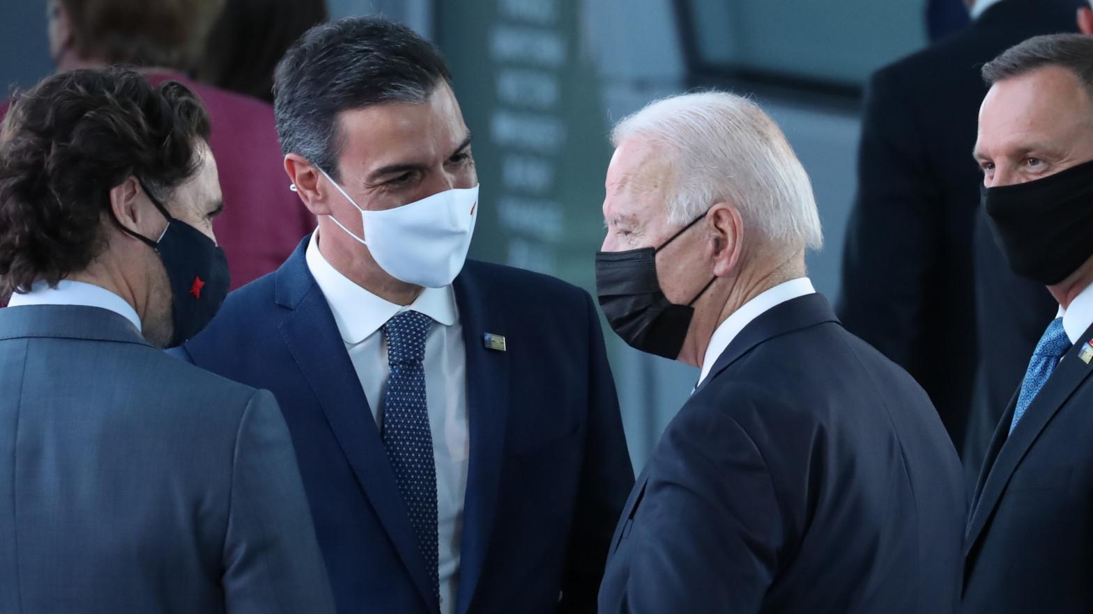 El nombramiento de Julissa Reynoso ha sido interpretado como un guiño de Joe Biden a Pedro Sánchez.