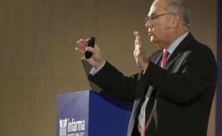 El epidemiólogo Antoni Trilla, jefe del servicio de Medicina Preventiva del Hospital Clínico de Barcelona y uno de los asesores del Gobierno sobre la Covid-19./ EFE
