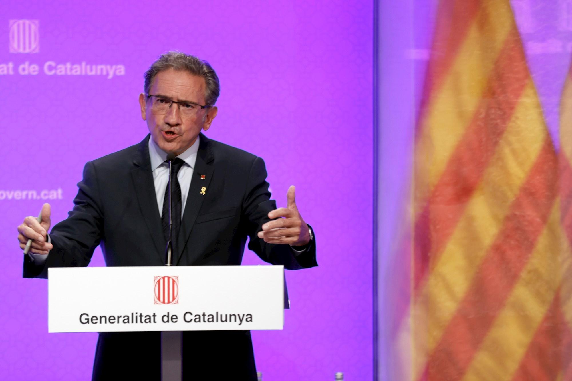 El TC catalán pide limitar los avales del ICF aprobados por Jaume Giró.