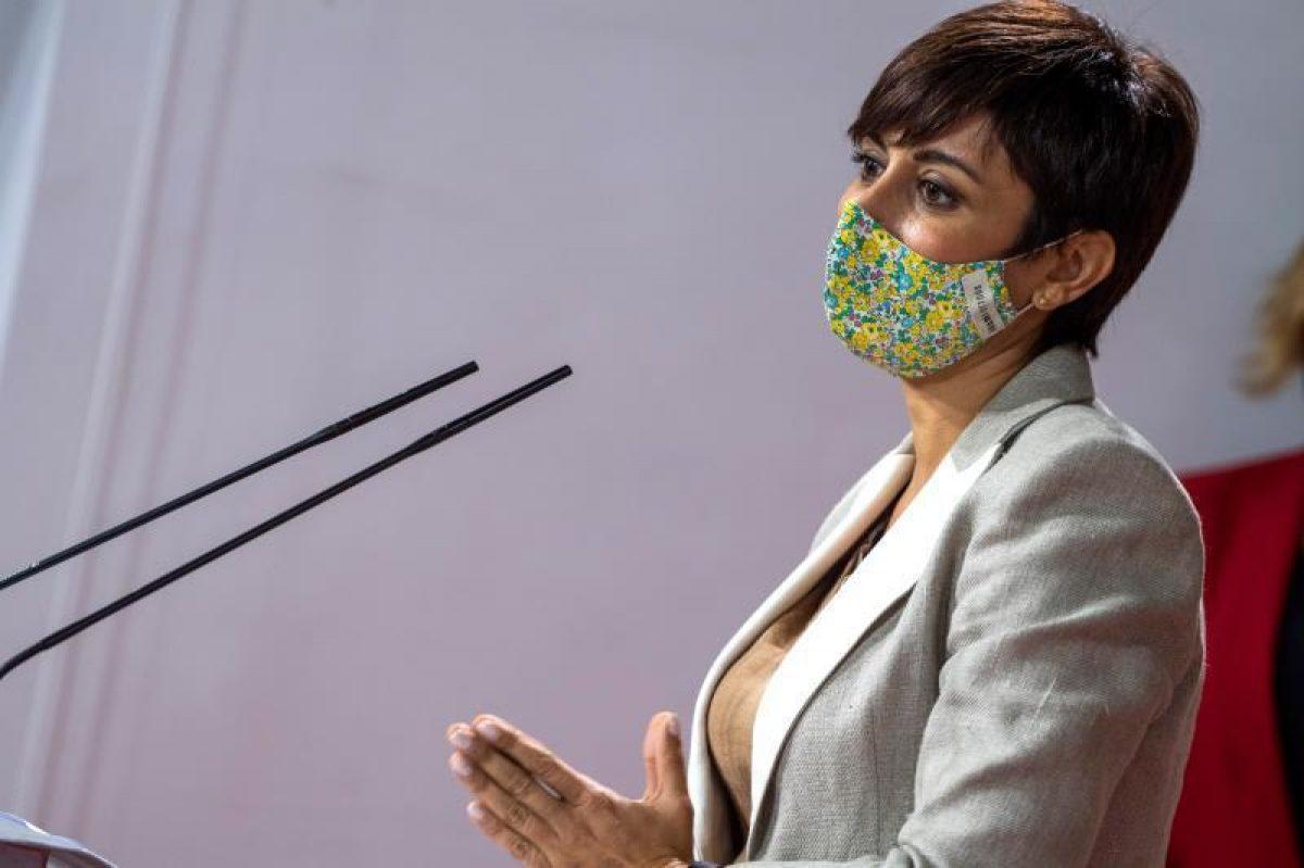 La alcaldesa de Puertollano, Isabel Rodríguez. EFE/Ismael Herrero/Archivo