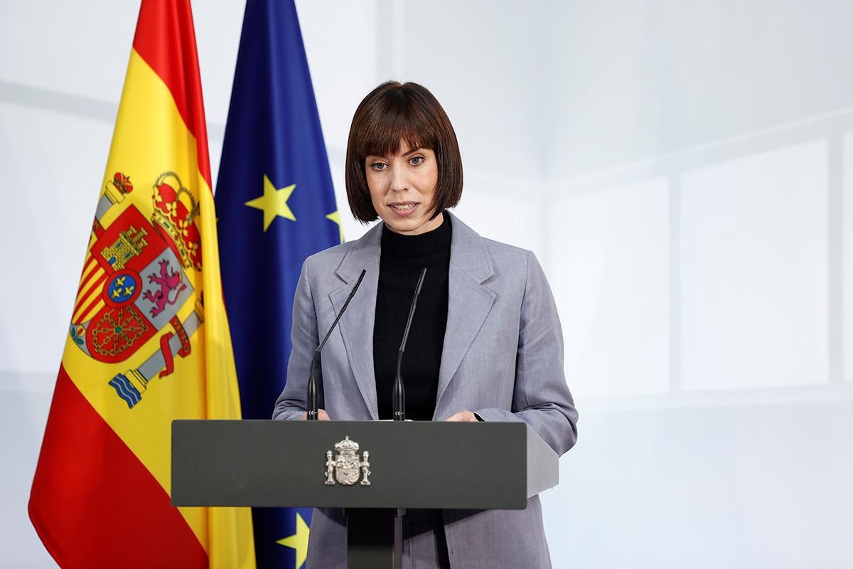 La ministra de Ciencia e Innovación, Diana Morant. EFE/Chema Moya/Archivo