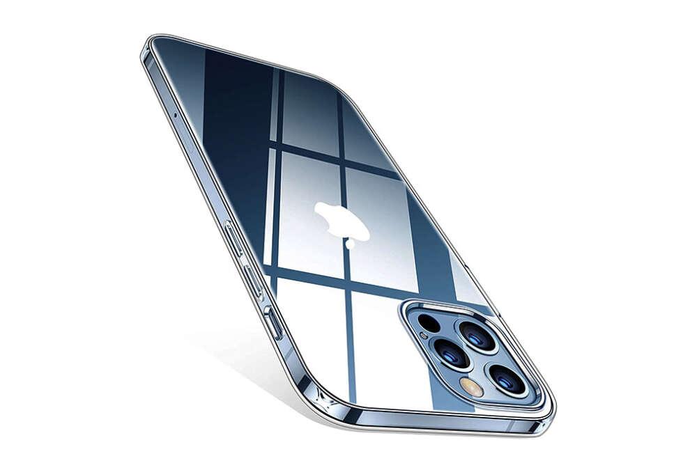 Funda para iPhone 12 y iPhone 12 Pro Crystal Clear de Torras, en Amazon