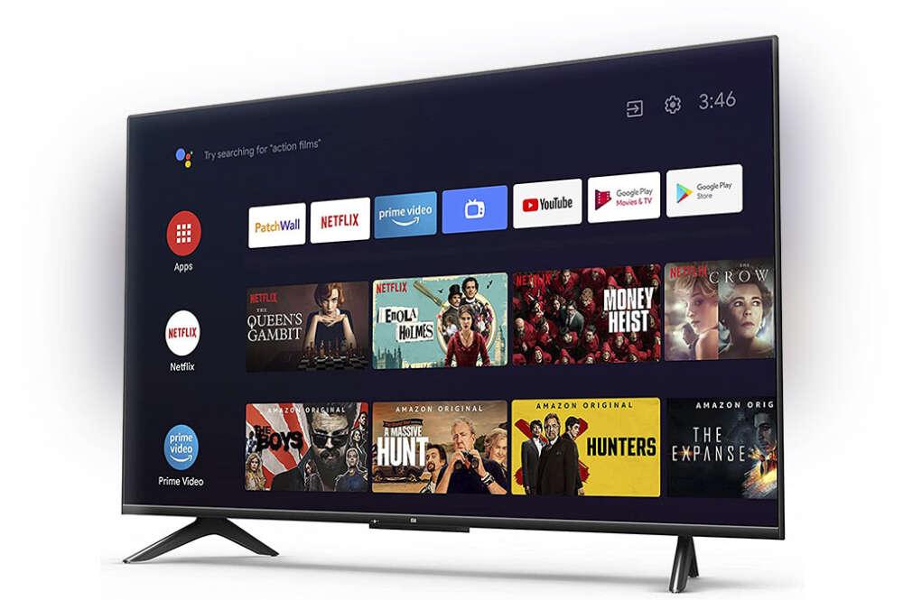 """Xiaomi Smart TV P1 50"""" con descuento en Amazon"""