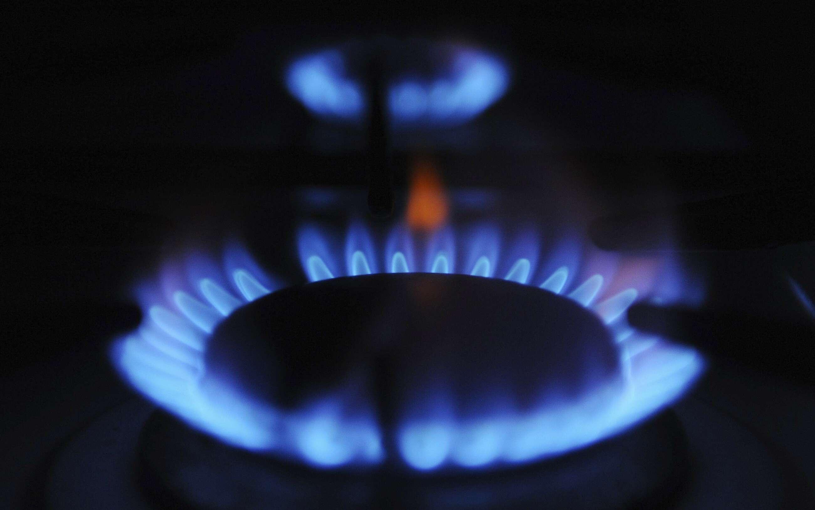 El precio del gas se multiplica por cinco en agosto./ EFE