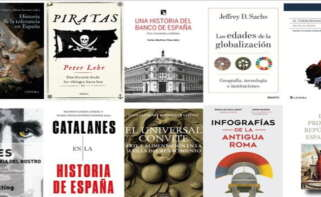 Diez libros de historia imprescindibles.