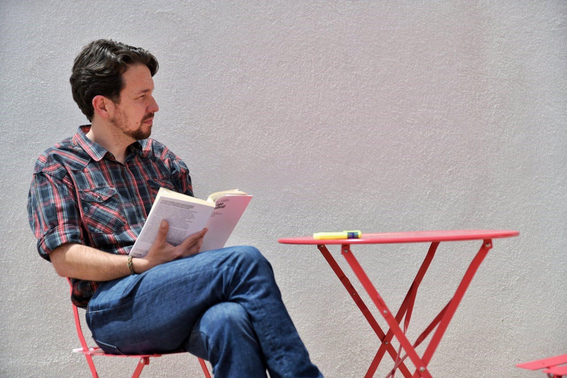 Pablo Iglesias reaparece con un artículo que ha provocado un aluvión de críticas en Twitter. Foto EFE/Dani Gago