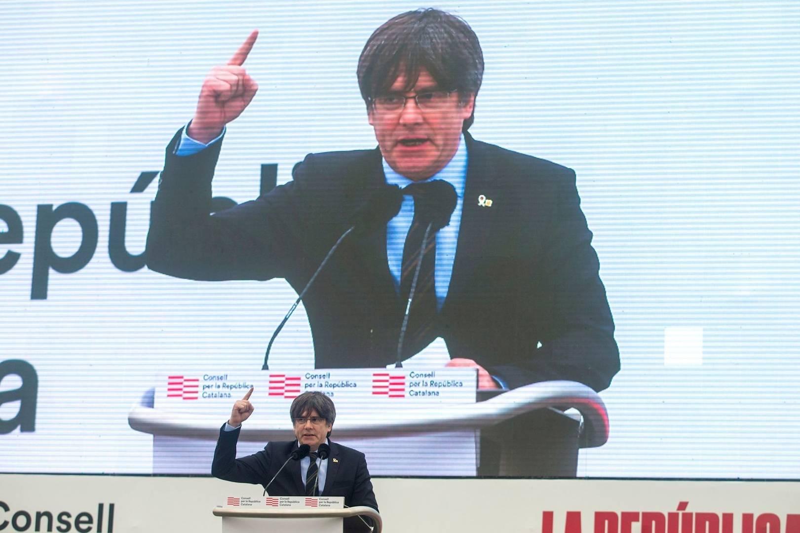 Carles Puigdemont, en su viaje privado a Perpiñan de octubre de 2020 que presuntamente pagó con fondos de la Generalitat, según los últimos hallazgos de la Guardia Civil
