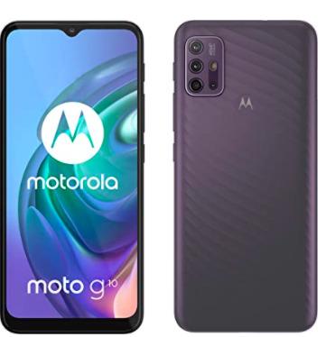 El Motorola Moto G10 por 129 euros en Amazon