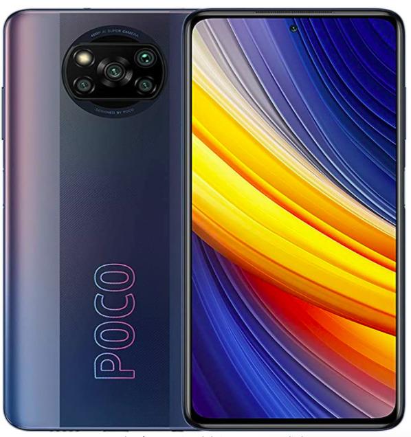 El Poco X3 de 128 GB por 213,84 euros en Amazon