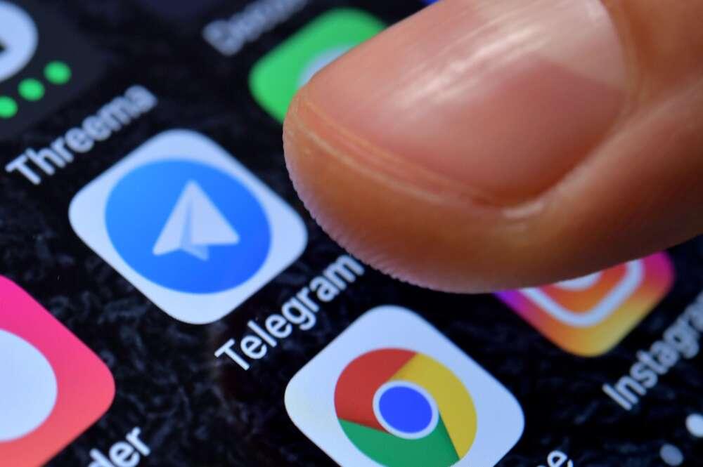 Telegram se convierte en un nuevo nido de ciberdelincuentes./ EFE