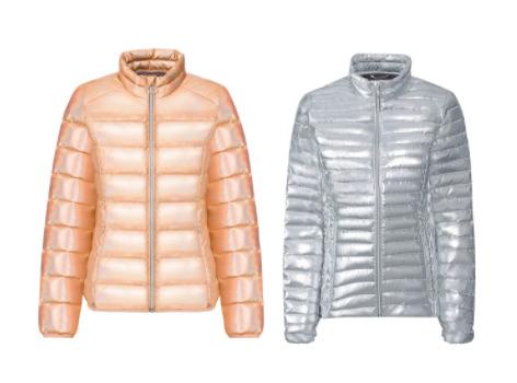 Los dos modelos de chaquetas 'low cost' de Lidl