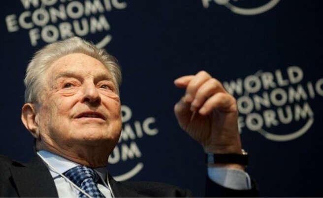 George Soros entra en Ence en plena crisis de la pastera por la sentencia que anula la prórroga de la fábrica de Pontevedra / EFE